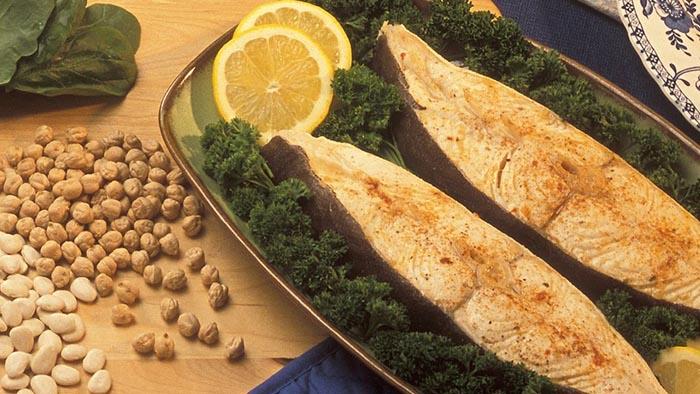 pescado, come sano para tener una mejor vida.